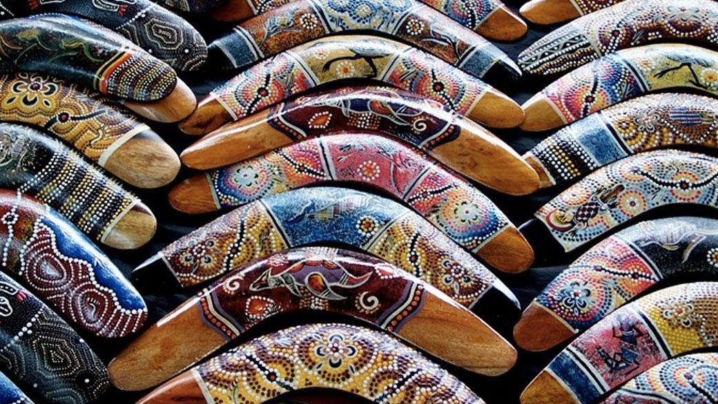 сувениры из австралии