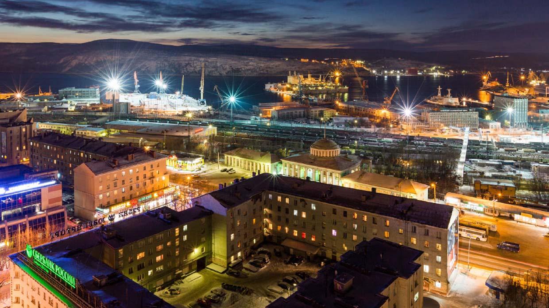 Мурманск - информация для туристов о городе