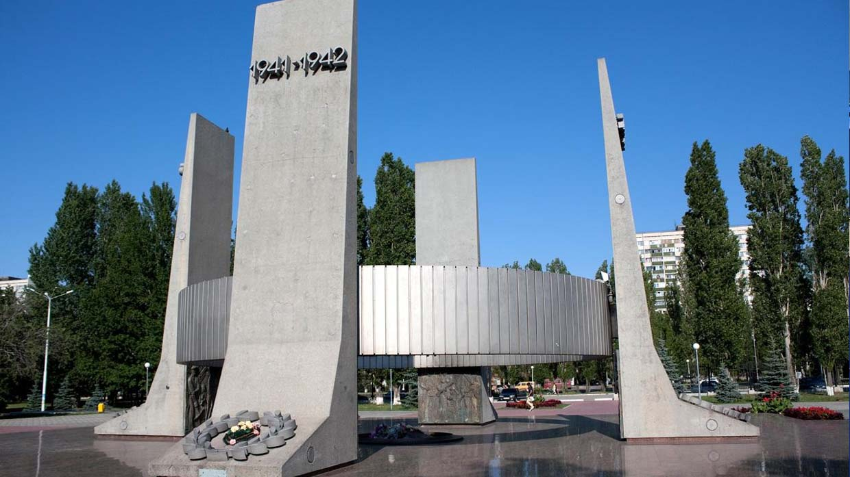 монумент вов в тольятти