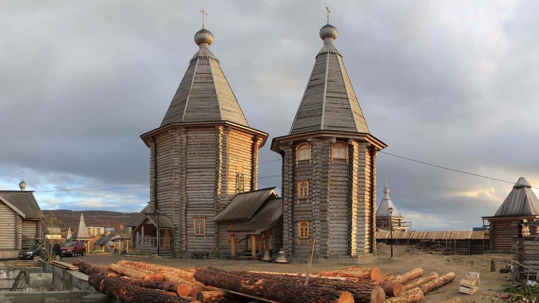 памятник архитектуры в мурманске