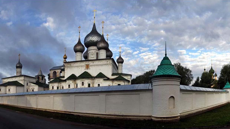 кремль в угличе