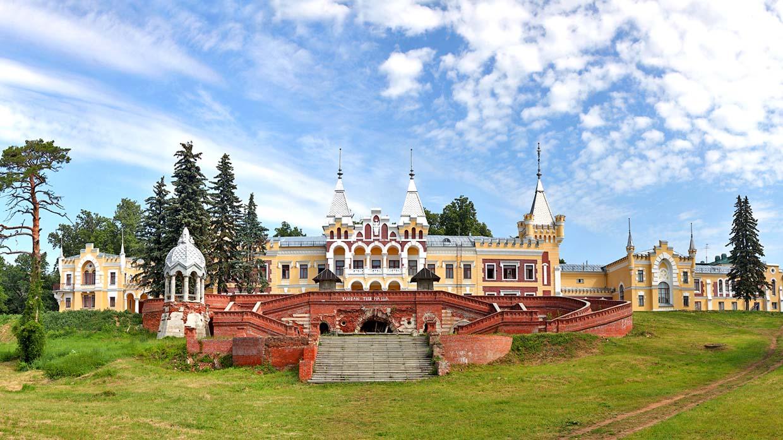 Усадьба фон Дервизов в Рязани