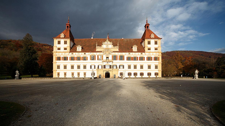 Замок Эггенберг, гратц