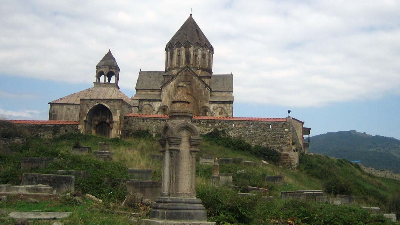 монастырь в ленкоране