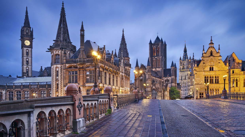 Гент - информация для туристов о городе