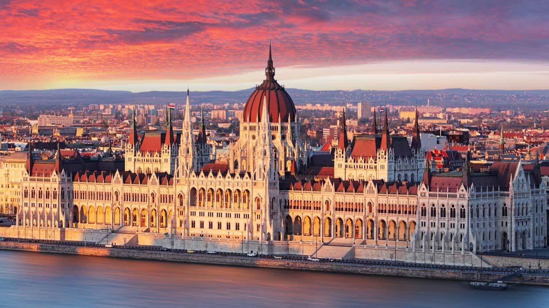 Будапешт - информация для туристов о городе